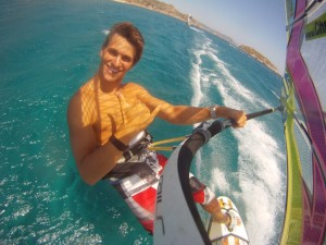 Windsurfing Karpathos