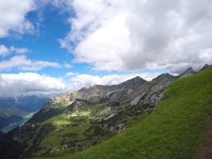 Fünf-Finger-Klettersteig Rofan